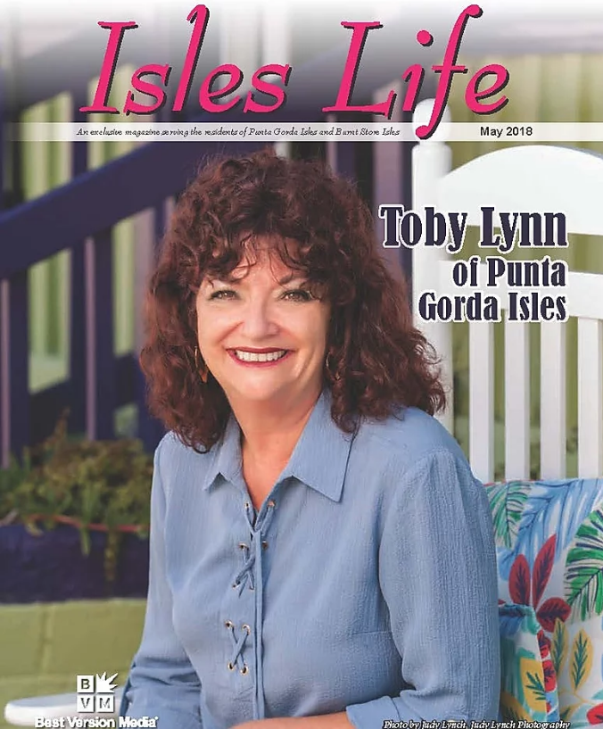 Cover Feature: Isles Life Magazine